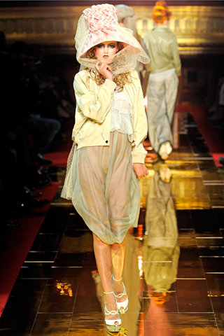 John Galliano Spring 2011 Ready-to-Wear