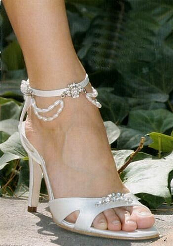 bridal wedding shoes Ivory Wedding Shoes Collection