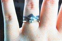 tattoo finger Beautiful Celtic Wedding Ring Tattoo