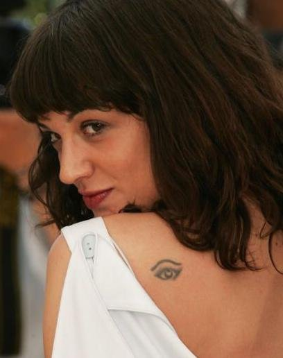 Tags: Asia Argento Tattoos