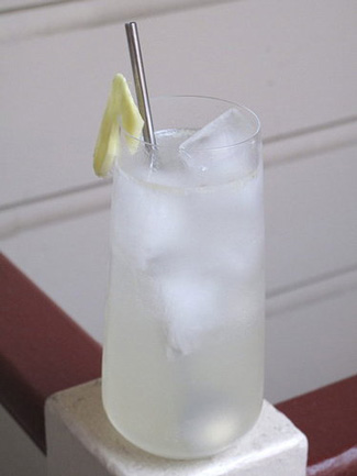 Ginger Fizz