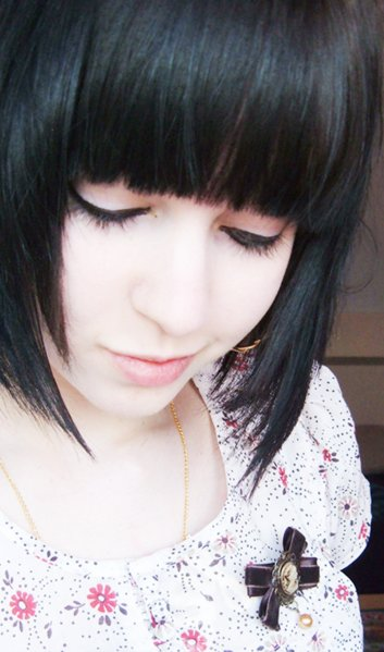If you are looking for an all black emo hairstyle pictures, check out these