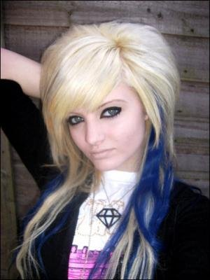 Tagged with: The Best Punk hairstyles 2008