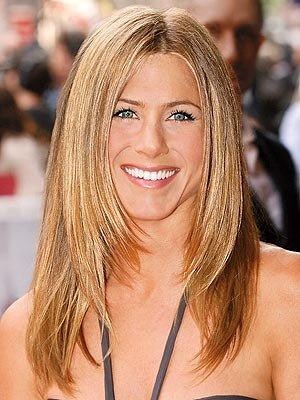 Jennifer aniston long hairstyle