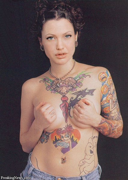 Flower Celebrity Tattoos