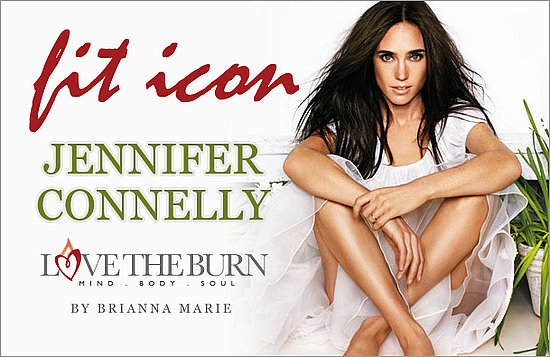 Jennifer Connelly - Fit Icon