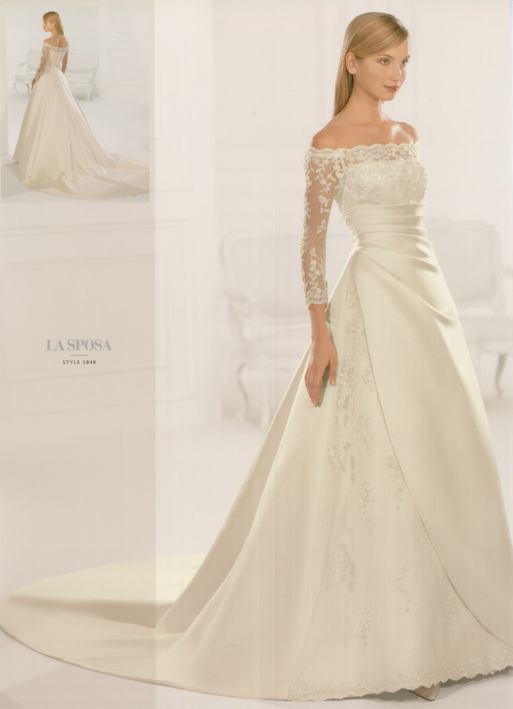Wedding Dresses And Long Sleeves 92