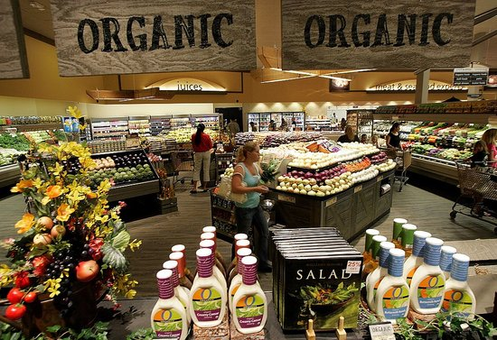 Organic Safeway