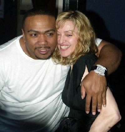 Madonna 50 Cent
