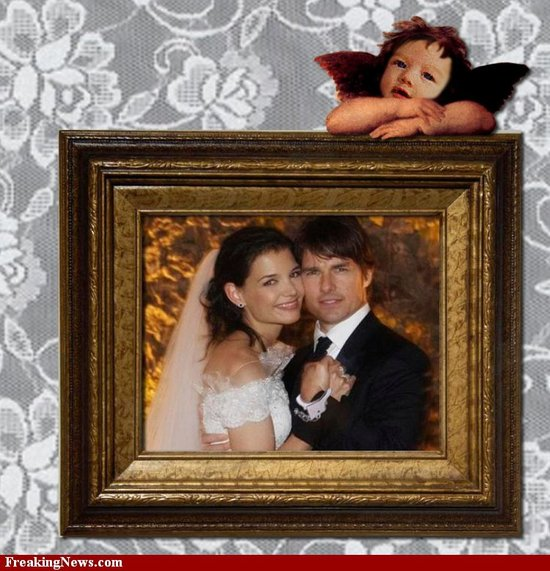 katie holmes wedding photos. tom cruise and katie holmes