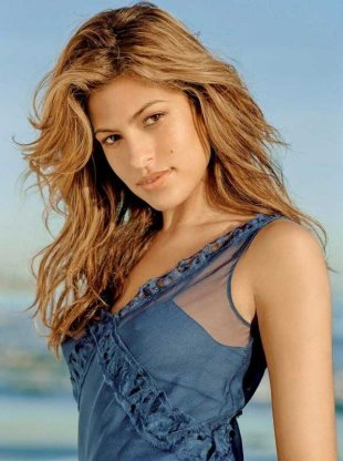 eva mendes hairstyles. eva mendes biography