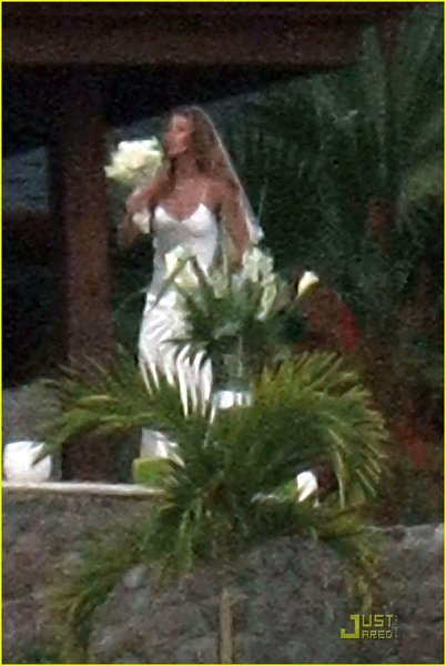 tom brady gisele bundchen wedding. tom brady wedding