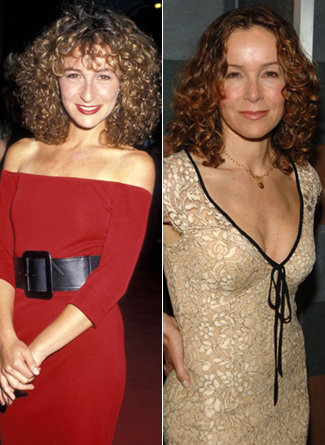 Jennifer Grey Before And After Surgery. Jennifer Grey Plastic Surgery