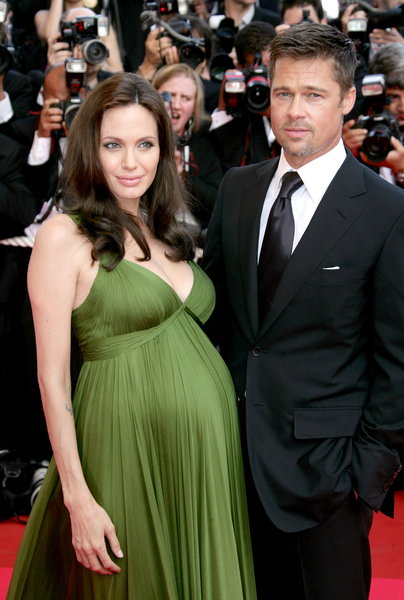 is brad pitt and angelina jolie married. Brad Pitt and Angelina Jolie