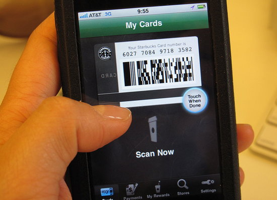 Starbucks Card Mobile App
