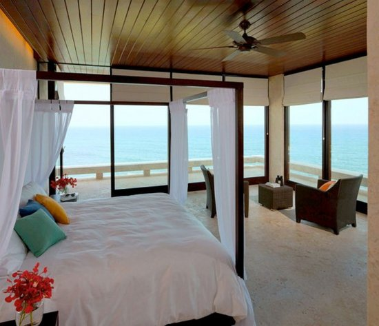 private bedroom beach house interior design ideas