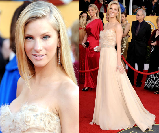 heather morris hot. real-life Heather Morris