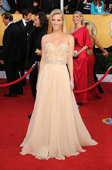 Heather Morris(2011 SAG Awards)