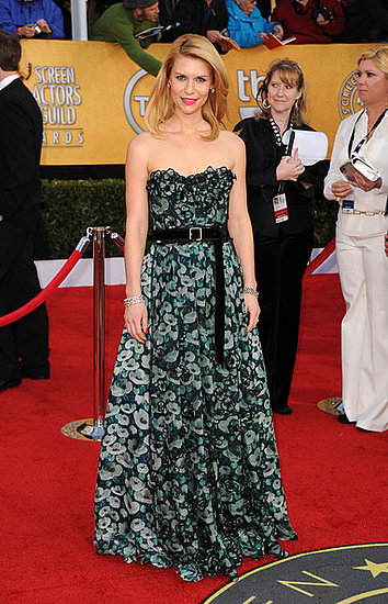 Claire Danes(2011 SAG Awards)