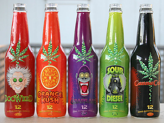 First there were sit-down marijuana restaurants , and now there's this ...: yumsugar.com/medical-marijuana-soft-drink-canna-cola-hopes-become...