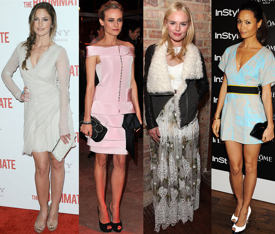 Top 10 Celebrity Looks of the Week — Kate, Minka, Diane, and More!