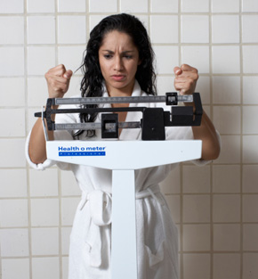 can i lose weight when pregnant
