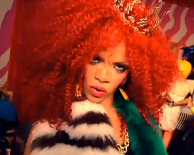 rihanna red hair hot. Rihanna+red+hair+wig Hot
