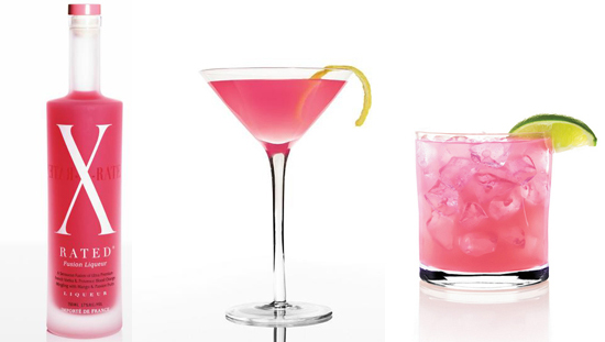 Use X-Rated Fusion Liqueur For Low-Calorie CocktailsX Rated Fusion