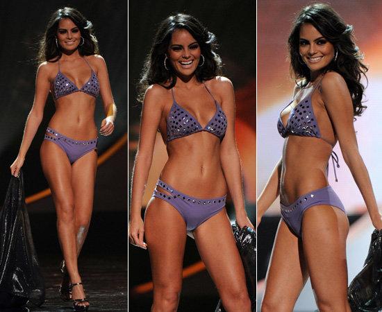 Jimena Navarrete Miss Mexico Sexy Pics - Crowned Miss Universe 2010