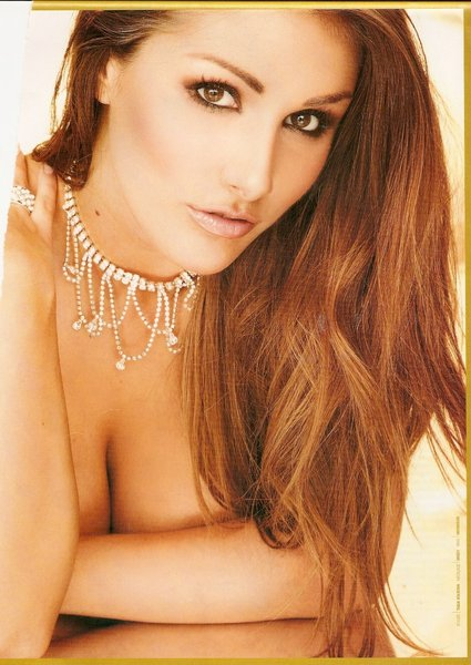 Lucy Pinder Hot Photoshoot from the ICE Magazine