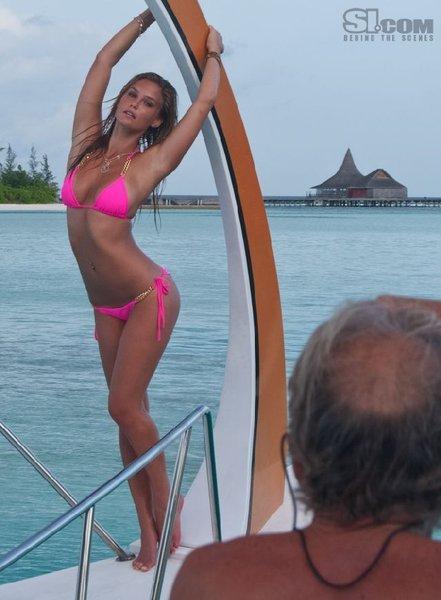 Bar Refaeli Sports Illustrated Pics