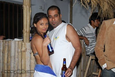 Dimpy Ganguly Mahajan Leaked Pics from Facebook Account