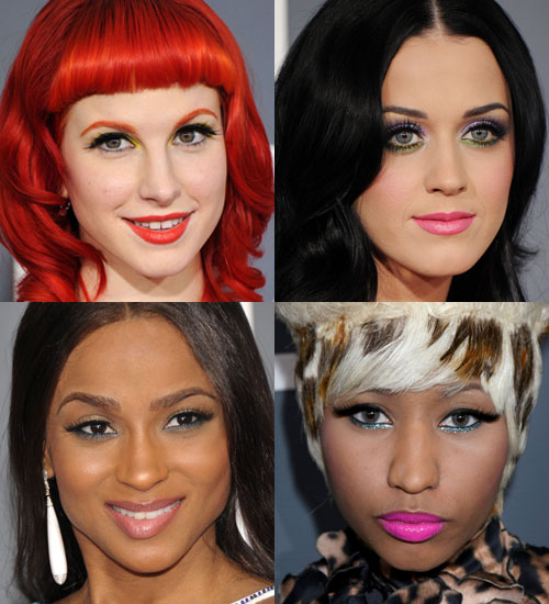 Nicki Minaj Eyes Color. Here#39;s a few pics of rising hip-hop star and rapper Nicki Minaj in XXL In fact, one of the most noticeable makeup trends was green eye shadow and