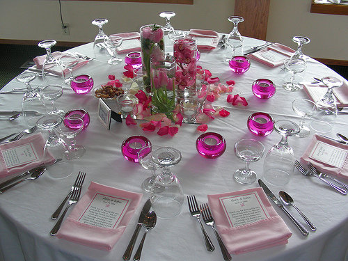 ideas for table decorations for weddings. Best Ideas for Your Wedding Decoration