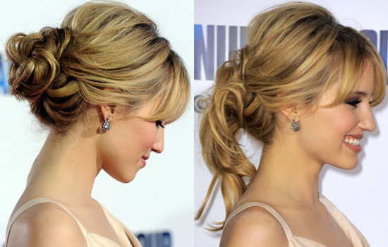 At the premiere of her new movie I Am Number Four, Dianna Agron started out ...