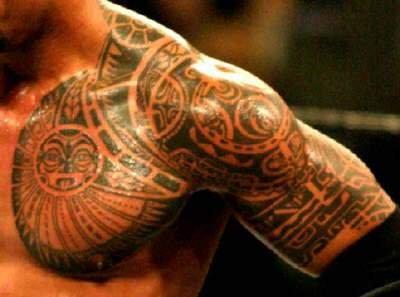 Maori Tattoos on Maori Tribal Tattoos Design   Find The Latest News On Maori Tribal