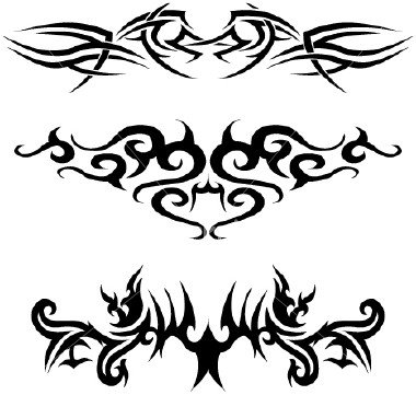Tribal   Tattoos on Lower Back   Tribal Tattoo Pictures