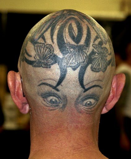 Weird Tattoo Designs and Ideas
