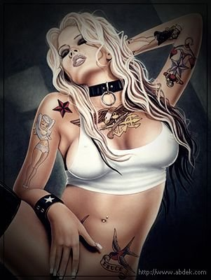 Tattoos on Tagged With  Hot Design Tattoo For Girls