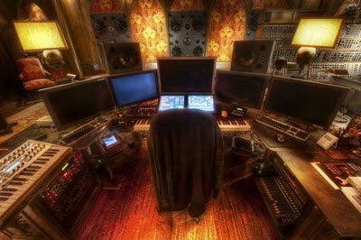 A Composers Secret Room Seen On www.coolpicturegallery.us