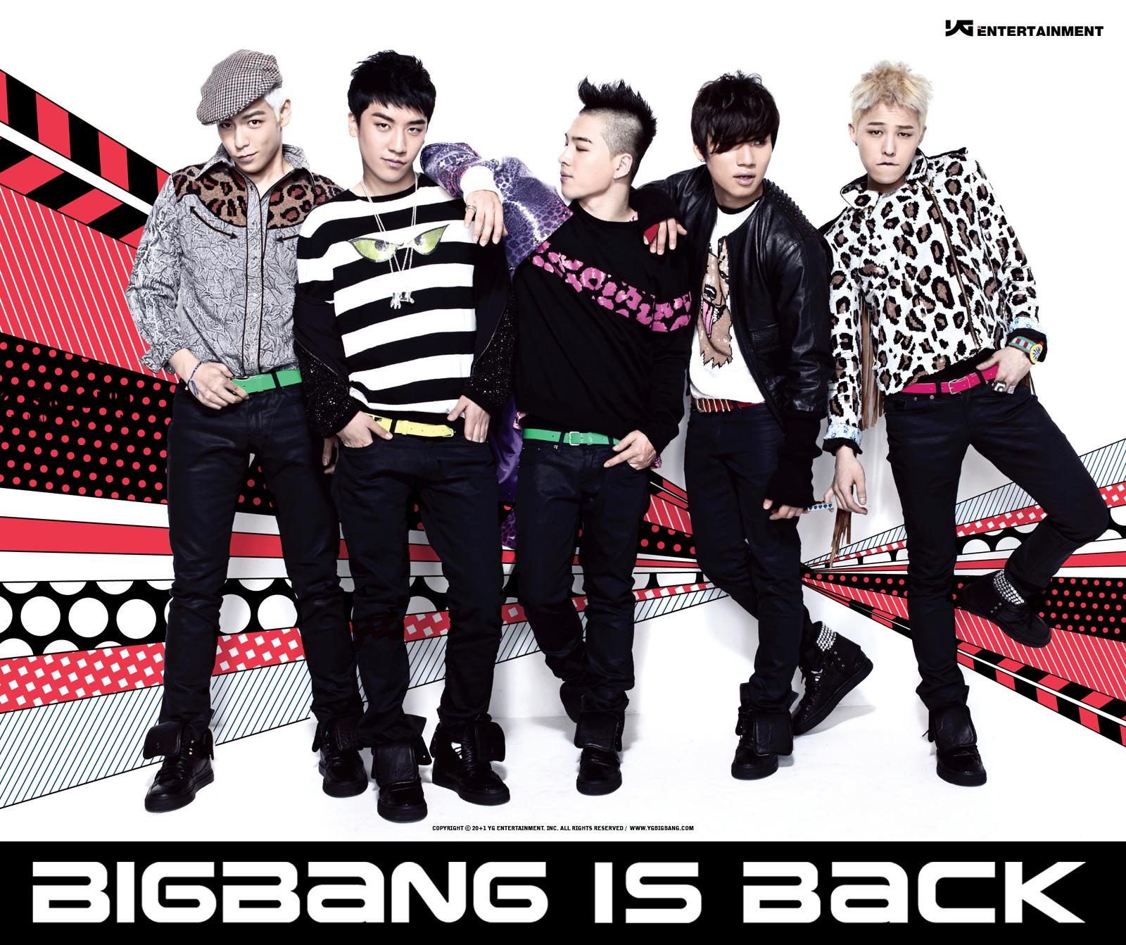 Big Bang Дискография