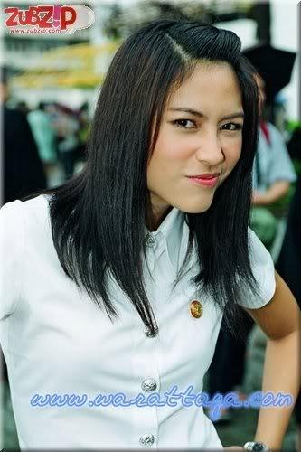 Jui - Warattaya Hot Thai Teen Actress