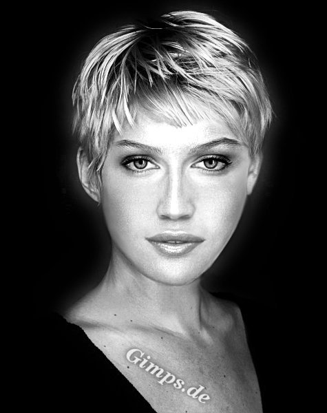 short hair styles 2010 for asian women