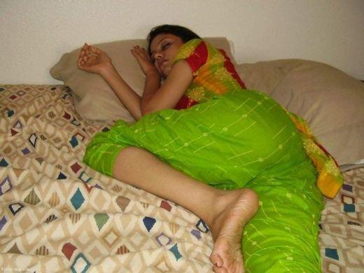 Have not Sleeping desi girl hidden thanks