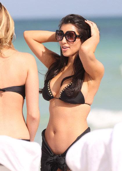 kim kardashian's sexiest pictures