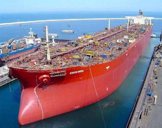 Knock Nevis   World 27s Biggest Super Tanker 287 29 KAPAL TERBESAR DI DUNIA