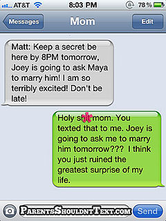 ... you autocorrect parents shouldn t text catalogs funny texts from often