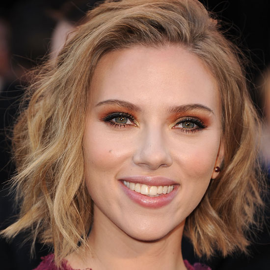 How To Get Scarlett Johanssons 2011 Oscars Makeup Look