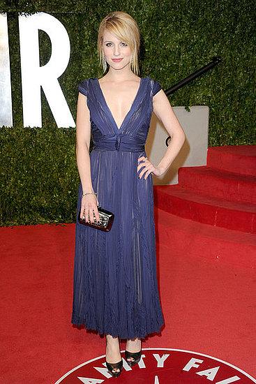 Dianna Agron(2011 Oscar Party)