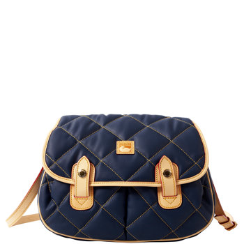 Quilted Spicy Messenger